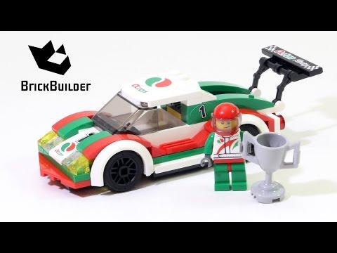 Vidéo LEGO City 60053 : La voiture de course
