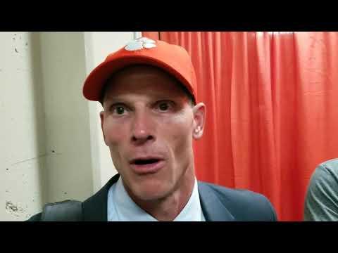 TigerNet: Brent Venables post Syracuse