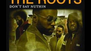 The Roots - Don't Say Nuthin (Instrumental)