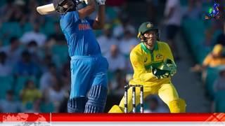 AUSvsIND 1st ODI Match highlights   Australia Beat India By 34 Runs_D-Cricket