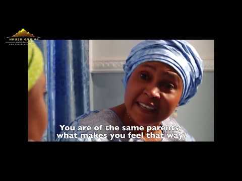 ''YA DAGA ALLAH PART 1 HAUSA Blockbuster WITH ENGLISH SUBTITLE FROM SAIRA MOVIES