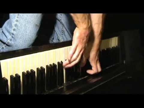 Piano Improvisation 110516b