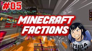 OP MILLION RAID Minecraft PE Factions Server Lets Play - Minecraft factions spielen