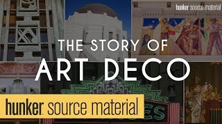 The Story Of Art Deco