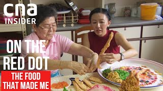 The Food That Made Me: Jacqueline & The People Who Never Gave Up | On The Red Dot | Full Episode