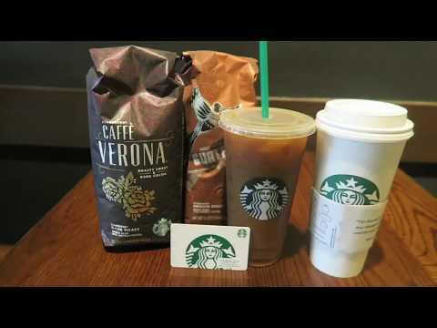 Video Starbucks The Healthy Way