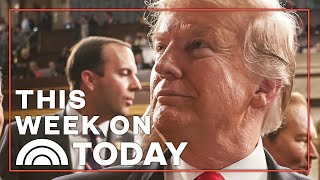 Trump's State of The Union 2019, Meghan Markle's Friends Speak Out And More   TODAY Originals