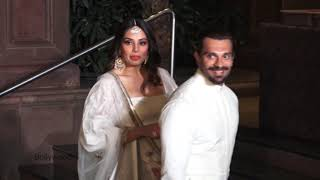 Media Reporters INSULT Bipasha Basu Husband Karan Singh Grover At Sakshi Bhatt Wedding Reception