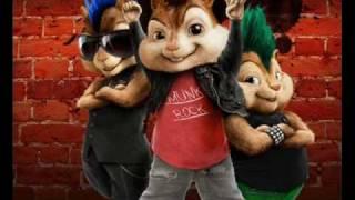 Alvin&The Chipmunks- Troublemaker(AKON).wmv