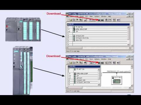 PLC Siemens S7 300 Training, Lesson15,Testing and ... - YouTube