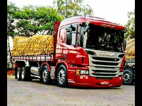 SCANIA P mais tops do Brasil