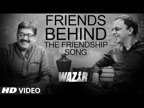 Friends Behind The Friendship Song - 'Atrangi Yaari' | Amitabh Bachchan, Farhan Akhtar | T-Series