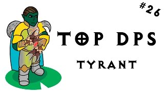 TOP DPS - Tyrant - Lineage 2