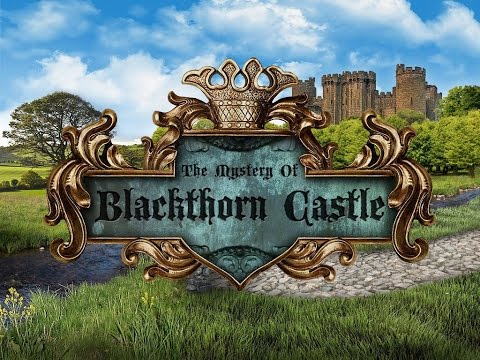 The Mystery of Blackthorn Castle - Gameplay  (ios, ipad) (RUS)