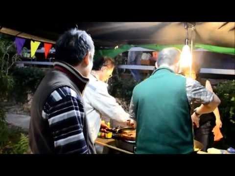 苗栗南庄-桂花園露營記錄分享