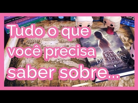 Tudo o Que Você Precisa Saber Sobre: THE KISS OF DECEPTION (em 1 minuto) | All About That Book |