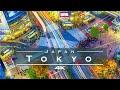 Tokyo, Japan 🇯🇵 - by drone [4K]