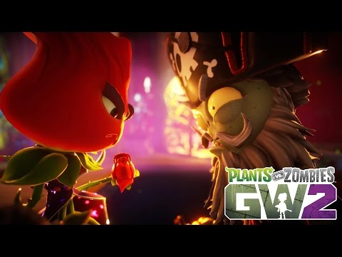 Plants Vs. Zombies Garden Warfare 2 Beta Trailer