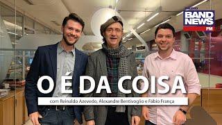 O É da Coisa, com Reinaldo Azevedo - 19/02/2020