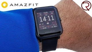A Great and Affordable Smartwatch - Amazfit Bip REVIEW