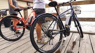 Trek Verve+ Electric Bike