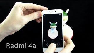 Xiaomi Redmi 4a - новый бюджетник от Xiaomi, распаковка и первое впечатление (первый на русском)