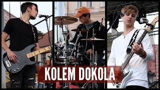 Video Bassilur - Kolem dokola LIVE