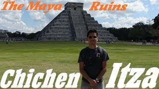 preview picture of video 'The Mayan City in Chichen Itza Mexico - Mayaland Hotel'