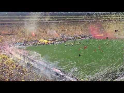 """""""Salida Barcelona Vs Olmedo (DEJARE EL ESTUDIO POR TI & IDOLO - SUR OSCURA)"""" Barra: Sur Oscura • Club: Barcelona Sporting Club"""