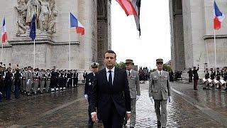 Macron - the hard work starts now