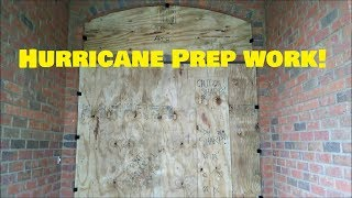 How To Prepare for a Hurricane | How To Board Up Windows