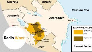 Trwa konflikt sił Armenii i Azerbejdżanu o Górski Karabach. Dr Sadłowski: Eskalacja na wielką skalę
