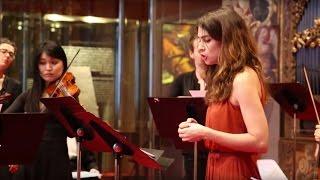 """Aria de Dorinda """"Ho un certo rossore"""" de la ópera Orlando - Händel"""
