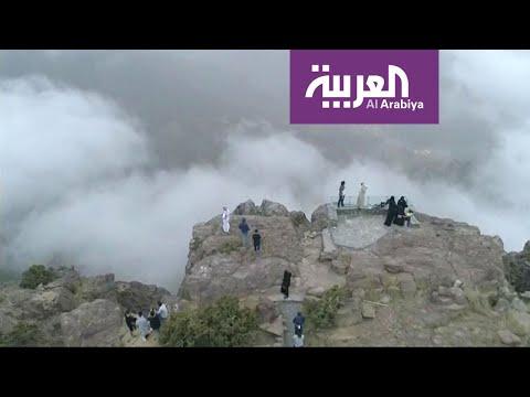 العرب اليوم - شاهد: موسم السودة يجذب آلاف الزوار بفعالياته الممتدة على 6 مواقع