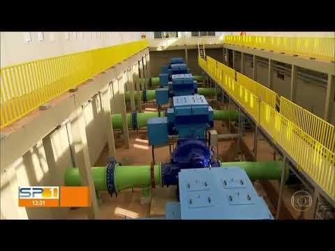 Inaugurado o sistema São Lourenço de abastecimento de água na região metropolitana