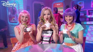 Gambar cover Liv and Maddie | Froyo Yolo Song | Official Disney Channel UK