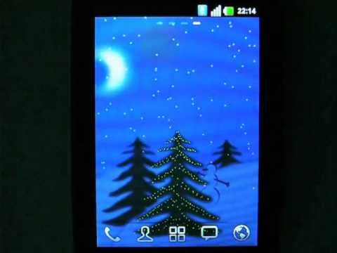 Video of nn5n Winter Live Wallpaper