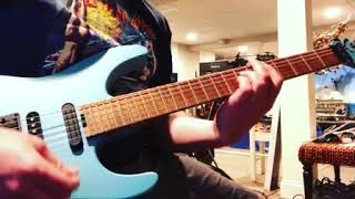Def Leppard - Day After Day Riff ( EVH 5150iiiS EL34 )