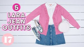 Lara Jean Outfits From To All The Boys Ive Loved Before | Style Lab