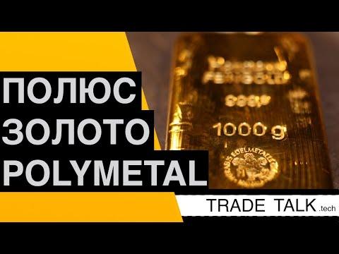 Акции Полюс Золото, Polymetal или инвестиции в золото
