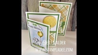 Four Fold Panel Card with Deb Valder