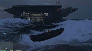GTA 5 Phượt #10 - Đi tìm con tàu Titanic bí ẩn trong GTA 5