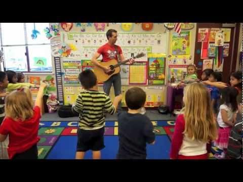 Preschool Music Class with Nick the Music Man