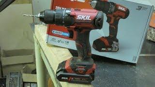 SKIL 3010 cordless drill