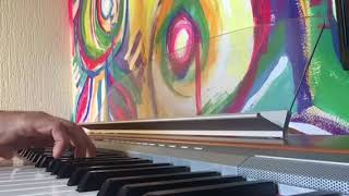 Bluebird (by Alexis Ffrench) Piano Cover Performed By Luciana Hamond