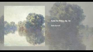 Suite for Piano, Op. 14