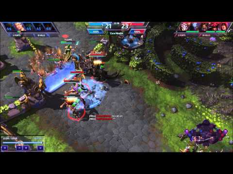 Видео № 2 из игры Heroes of the Storm - Starter Pack [PC]
