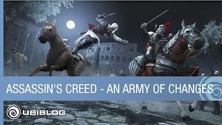 Assassin's Creed Brotherhood - An Army of Changes [US]