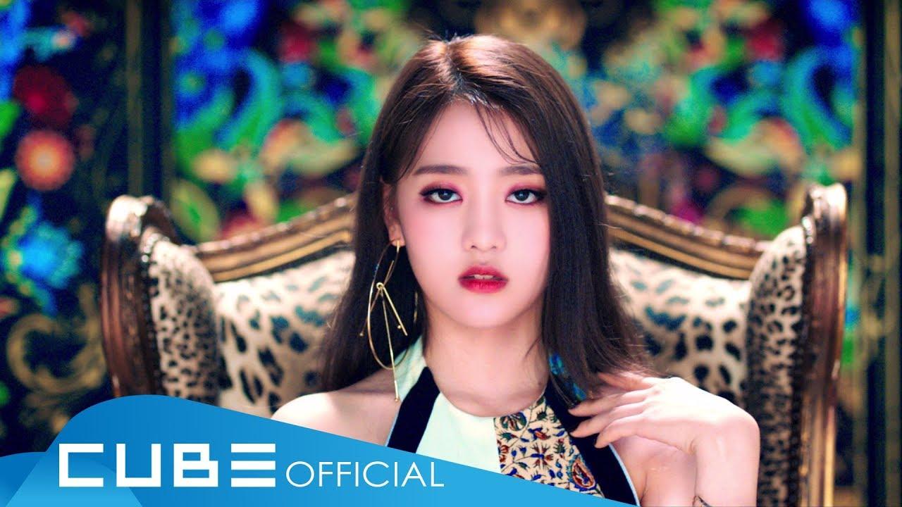 [Korea] MV : (G)I-DLE - HAAN