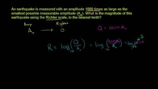 Applying Logarithms